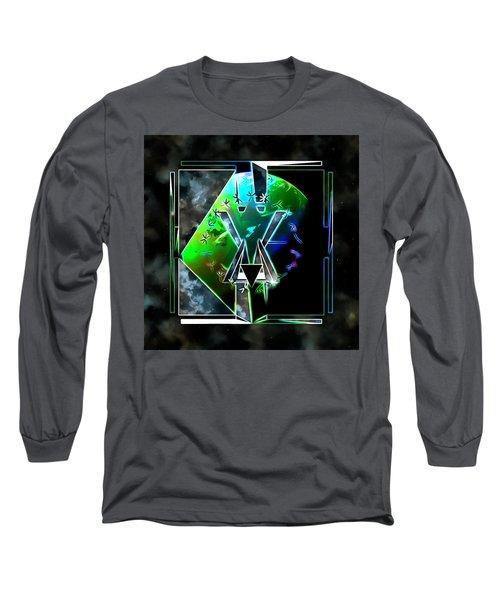 Sacred Geometry 121 Long Sleeve T-Shirt