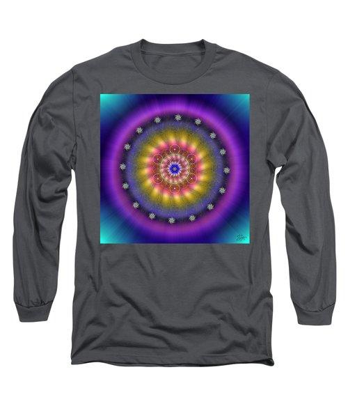 Sacred Geometry 659 Long Sleeve T-Shirt