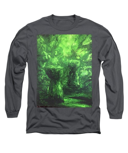 Sacred Latte Stones Long Sleeve T-Shirt
