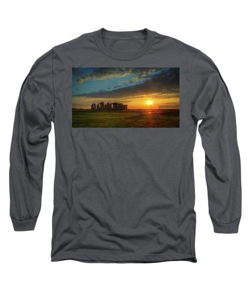 Sacred Sunset Long Sleeve T-Shirt