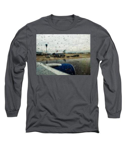 Sad To Go Home Long Sleeve T-Shirt