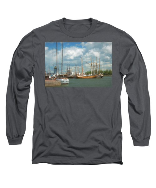 Safe Harbor Long Sleeve T-Shirt