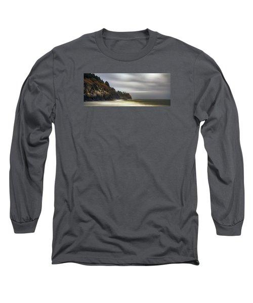 Safe  Passage Long Sleeve T-Shirt by James Heckt