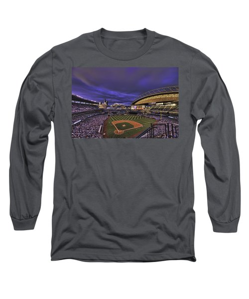 Safeco Field Long Sleeve T-Shirt