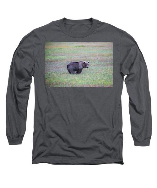 Sage Long Sleeve T-Shirt
