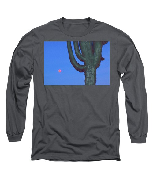 Saguaro And Eclipse IIi Long Sleeve T-Shirt