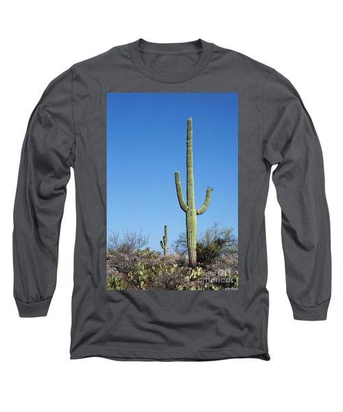 Saguaro National Park Arizona Long Sleeve T-Shirt