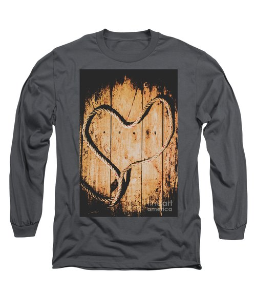 Sailing Love With No Strings Attached Long Sleeve T-Shirt