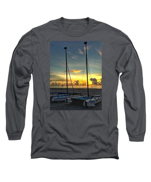 Sailing Vessels  Long Sleeve T-Shirt