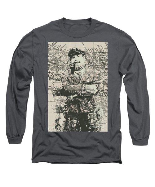 Sailors Vintage Adventure Long Sleeve T-Shirt