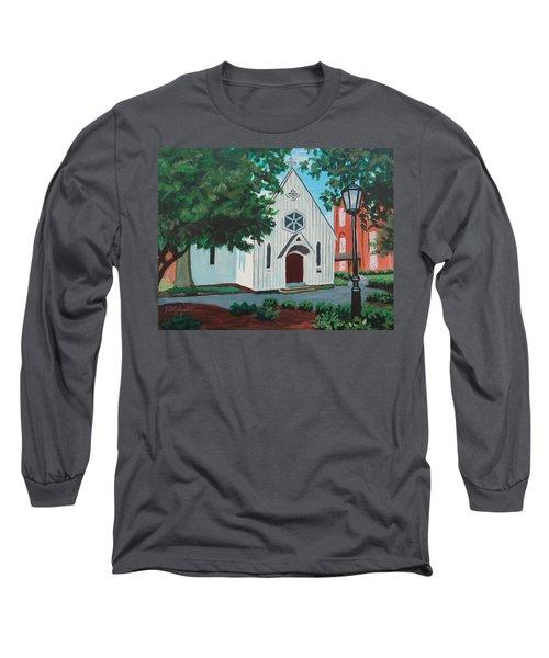 Saint Mary's Chapel Long Sleeve T-Shirt