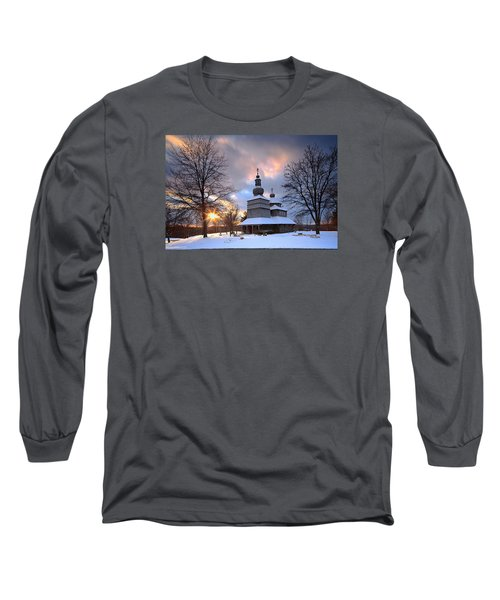 Saint Nicholas Chapel Long Sleeve T-Shirt