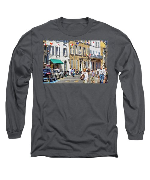 Saint Tropez Moment Long Sleeve T-Shirt