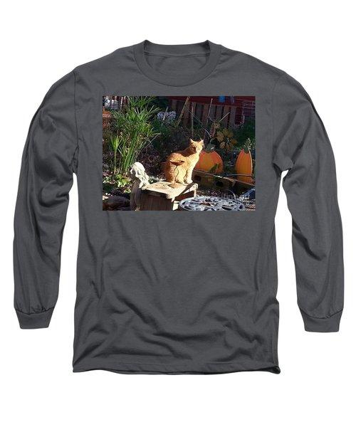 Salem In The Garden Long Sleeve T-Shirt