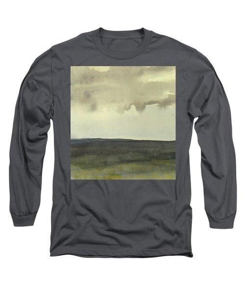 Salen Cloudy Weather. Up Tp 60 X 60 Cm Long Sleeve T-Shirt