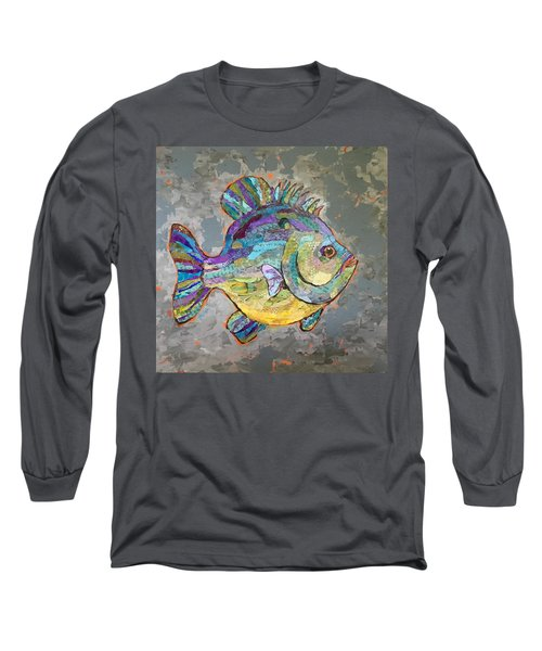 Sally Sunfish Long Sleeve T-Shirt