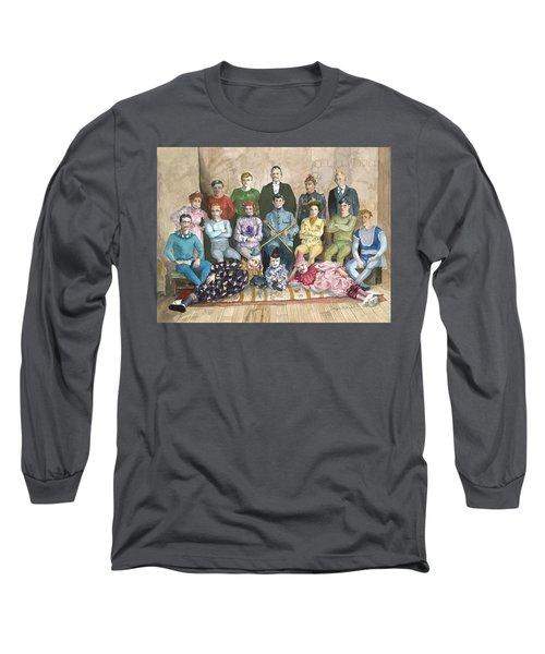 Saltimbanques Long Sleeve T-Shirt