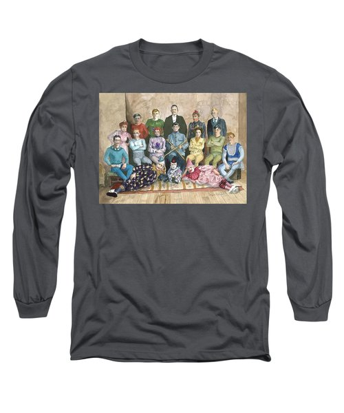 Saltimbanques Long Sleeve T-Shirt
