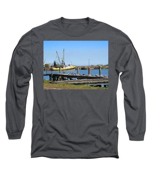 Salvador R Long Sleeve T-Shirt
