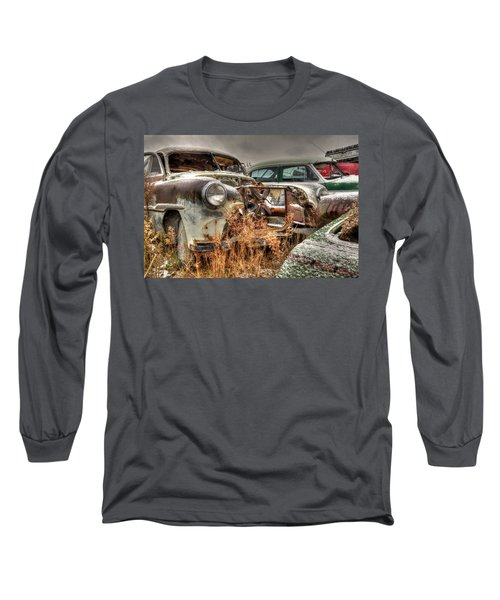 Salvage Time Long Sleeve T-Shirt