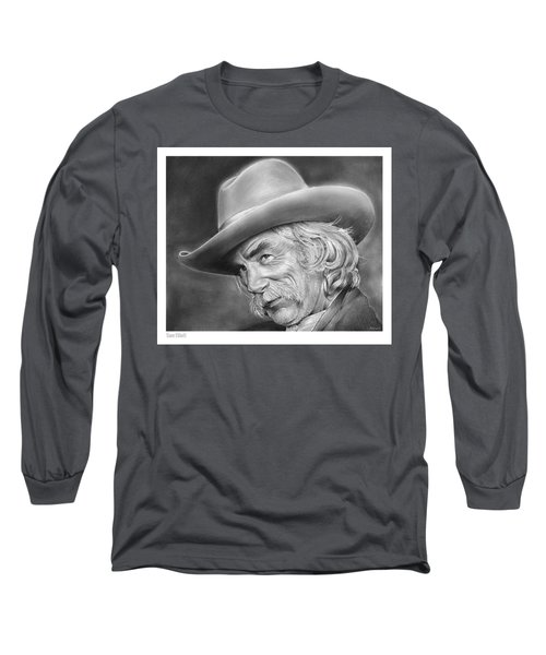 Sam Elliott Long Sleeve T-Shirt
