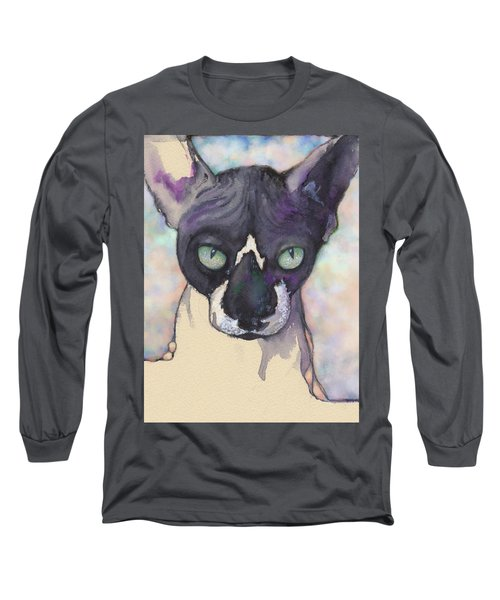 Sam The Sphynx Long Sleeve T-Shirt