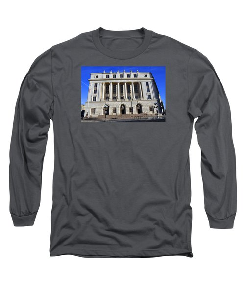 San Antonio Post Office Long Sleeve T-Shirt
