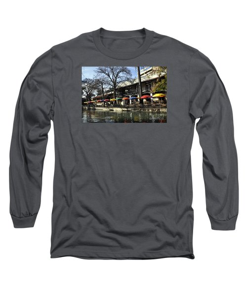 San Antonio River Walk 2 Long Sleeve T-Shirt