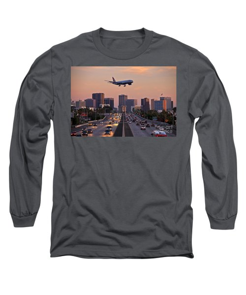 San Diego Rush Hour  Long Sleeve T-Shirt