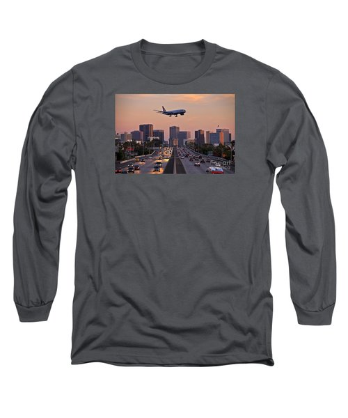 San Diego Rush Hour  Long Sleeve T-Shirt