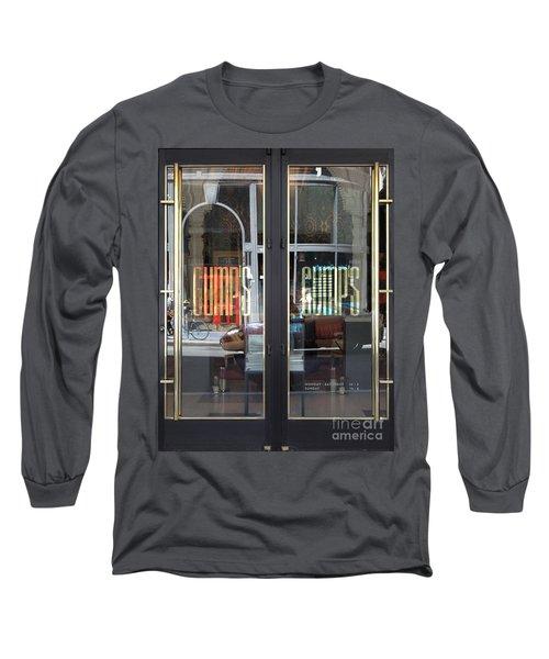 San Francisco Gumps Department Store Doors - Full Cut - 5d17094 Long Sleeve T-Shirt