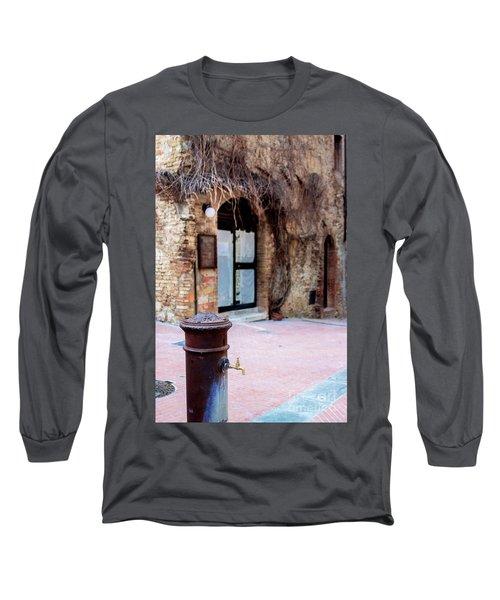 San Gimignano Long Sleeve T-Shirt