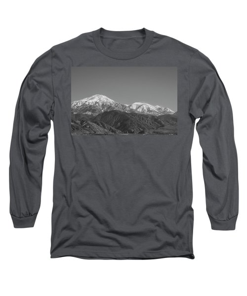 San Gorgonio Mountain-1 2016 Long Sleeve T-Shirt