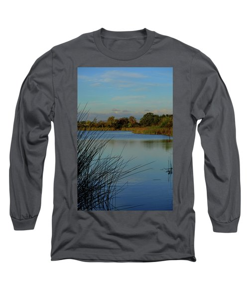 San Joaquin Wildlife Sanctuary Long Sleeve T-Shirt