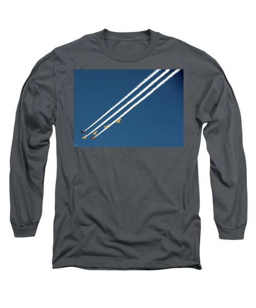 San Juan Aces Long Sleeve T-Shirt