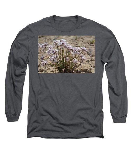 Long Sleeve T-Shirt featuring the photograph San Juan Onion by Jenessa Rahn