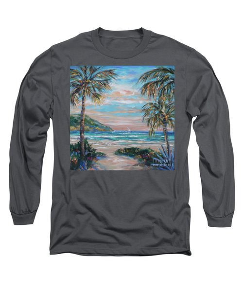 Sand Bank Bay Long Sleeve T-Shirt