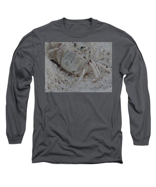 Sand Crab Long Sleeve T-Shirt
