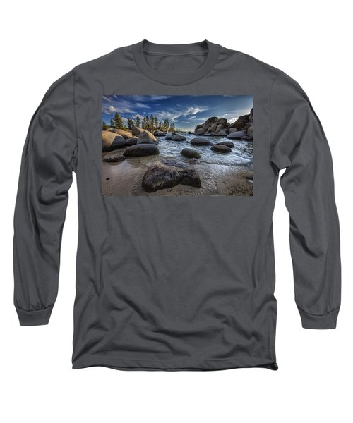Sand Harbor II Long Sleeve T-Shirt