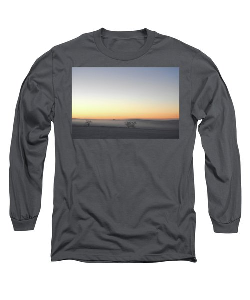 Sand Painting 2 Long Sleeve T-Shirt