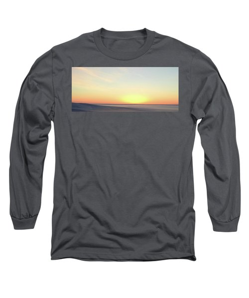 Sand Painting 3 Long Sleeve T-Shirt