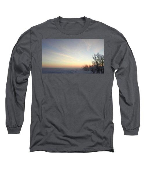 Sand Painting 5 Long Sleeve T-Shirt