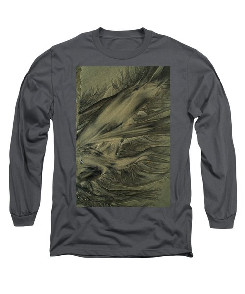 Sand Patterns Myths Of The Ages Long Sleeve T-Shirt
