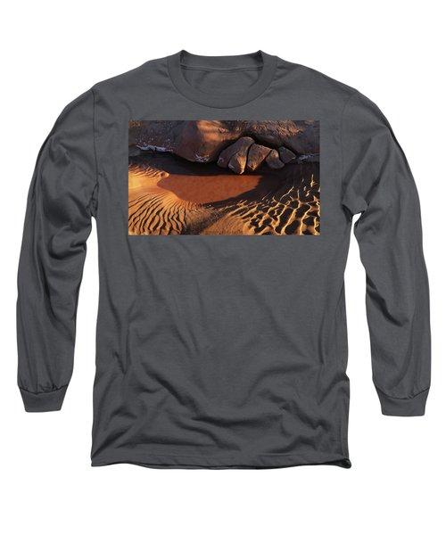 Sand Puddle Long Sleeve T-Shirt
