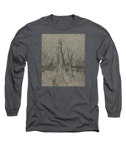 Sand Reel Long Sleeve T-Shirt