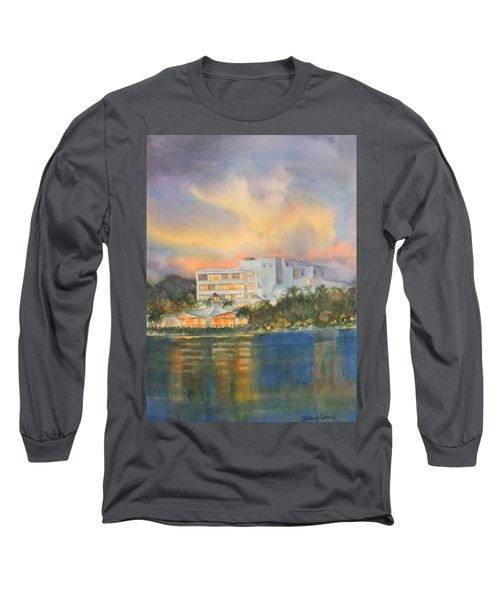Sandcastle Retreat  Long Sleeve T-Shirt