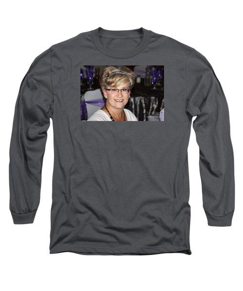 Sanderson - 4522 Long Sleeve T-Shirt by Joe Finney