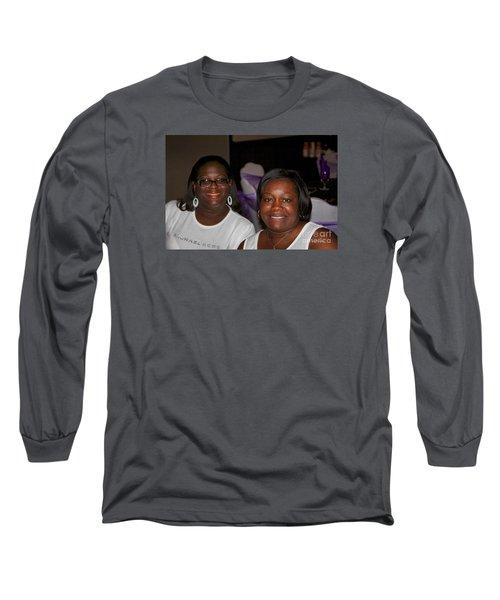 Sanderson - 4526 Long Sleeve T-Shirt by Joe Finney
