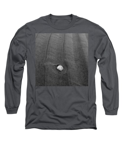 Long Sleeve T-Shirt featuring the photograph Sandlines by Jouko Lehto