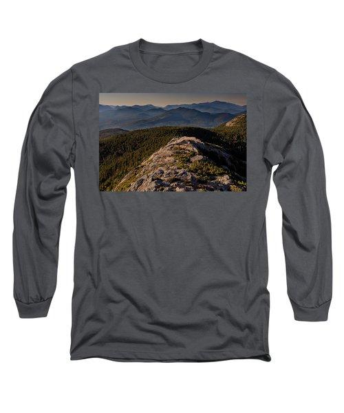 Sandwich Range From Mount Chocorua Long Sleeve T-Shirt